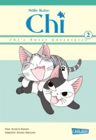 Süße Katze Chi: Chis Sweet Adventures Band 02...