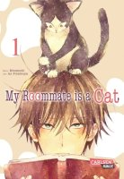 My Roommate is a Cat Band 01 (DE)