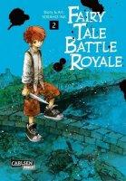 Fairy Tale Battle Royale Band 02 (DE)
