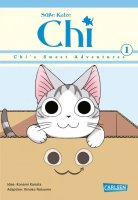 Süße Katze Chi: Chis Sweet Adventures Band 01...