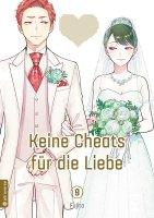 Keine Cheats für die Liebe Band 09 (DE)