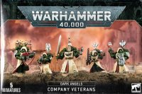 Dark Angels - Company Veterans / Kompanieveteranen
