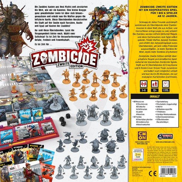 Zombicide 2. Edition (DE)