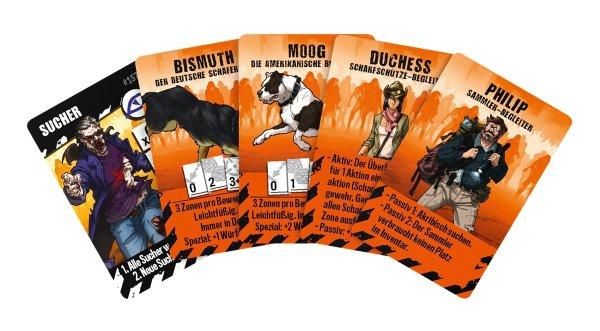 Zombicide 2. Edition - Zombies & Begleiter (Konvertierungsset) (DE)