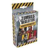 Zombicide 2. Edition - Zombies & Begleiter...