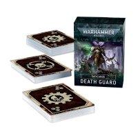 Datakarten: Death Guard 2021 (DE)