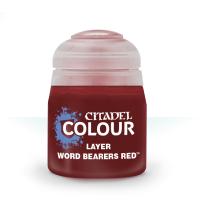 Citadel Layer: Word Bearers Red 12ml