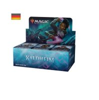 MTG Magic - Kaldheim Draft Booster Display (36 Packs)...
