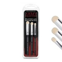 The Army Painter TL5054 Masterclass Drybrush Set