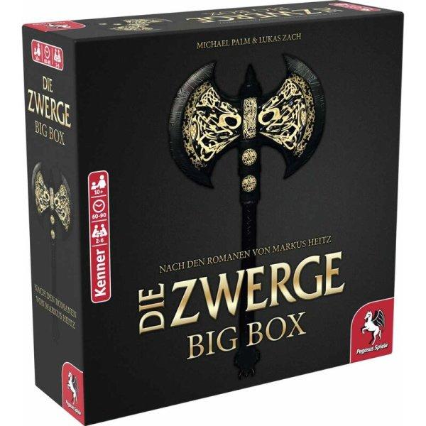 Die Zwerge Big Box (DE)