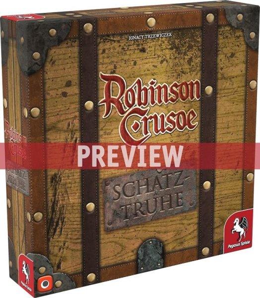 Robinson Crusoe Schatztruhe (DE)
