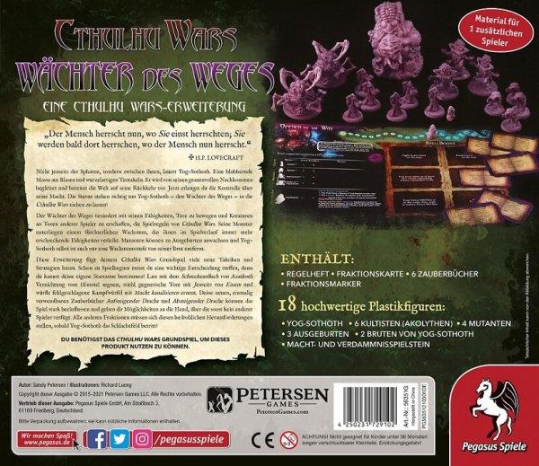 Cthulhu Wars: Wächter des Weges-Fraktion [Erweiterung] (DE)