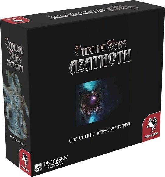 Cthulhu Wars: Azathoth [Erweiterung] (DE)