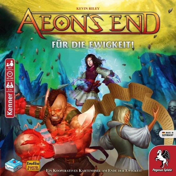 Aeon's End - Für die Ewigkeit! (Frosted Games) (DE)