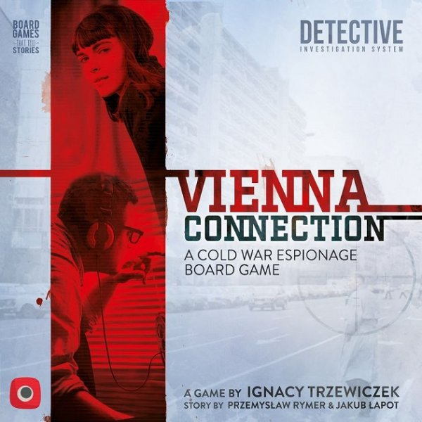 Vienna Connection (Portal Games) (DE)