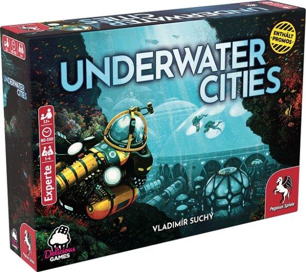 Underwater Cities (DE) *Empfohlen Kennerspiel 2020*