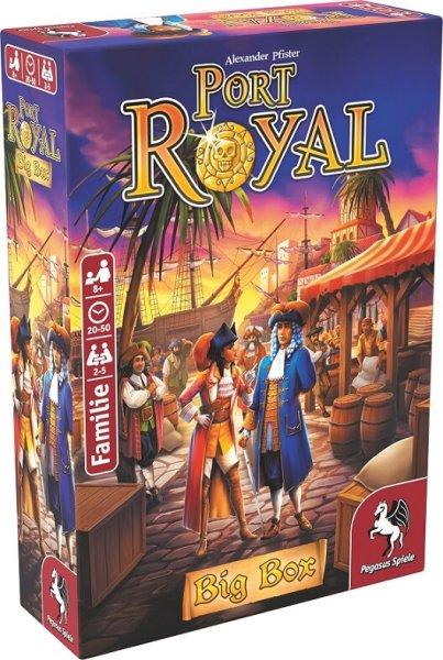 Port Royal Big Box (DE)