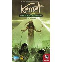 Kemet - Buch der Toten [Erweiterung] (Frosted Games) (DE)