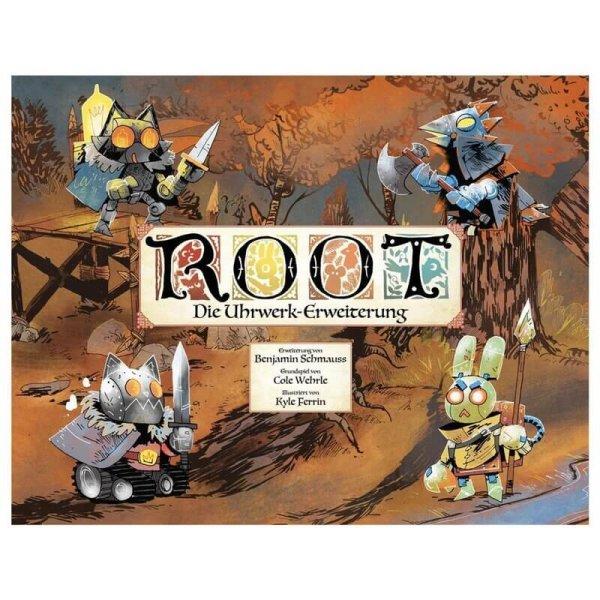 Root: Uhrwerk Erweiterung (DE)