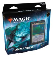 Magic MTG - Kaldheim Commander Geisterwarnung Deck (DE)