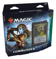 Magic MTG - Kaldheim Commander Elfenimperium Deck (DE)