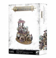 Hedonites of Slaanesh - Glutos Orscrollin Lord of Gluttony