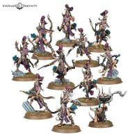 Hedonites of Slaanesh: Blissbarb Archers