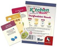 Kitchen Rush: Unerfreulicher Besuch [Mini-Erweiterung] (DE)