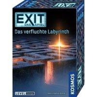 EXIT - Das Spiel: Das verfluchte Labyrinth (DE)