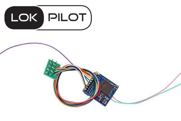 ESU 59210 LokPilot Fx V5 Funktionsdecoder 8-pol NEM652 DCC/MM/SX (54620)