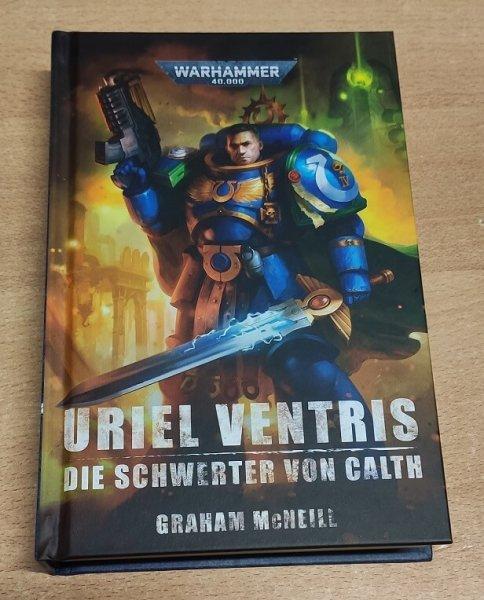 Ultramarines Captain Uriel Ventris - Die Schwerter von Calth (DE)