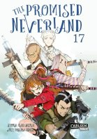 The Promised Neverland Band 17 (DE)