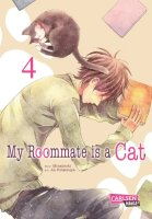 My Roommate is a Cat Band 04 (DE)