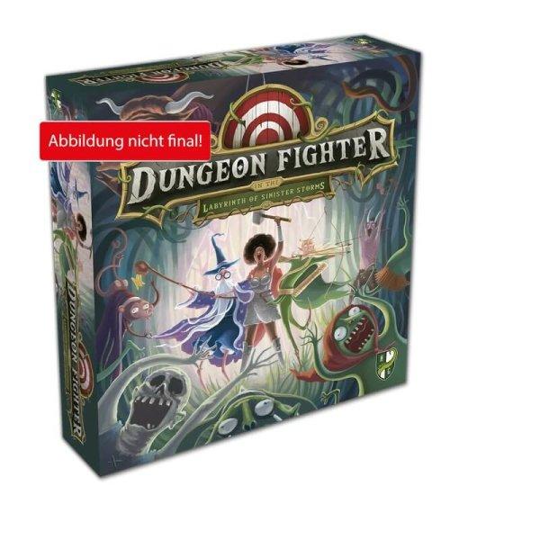 Dungeon Fighter: Labyrinth der launischen Lüfte - Einstiegsspiel (DE)