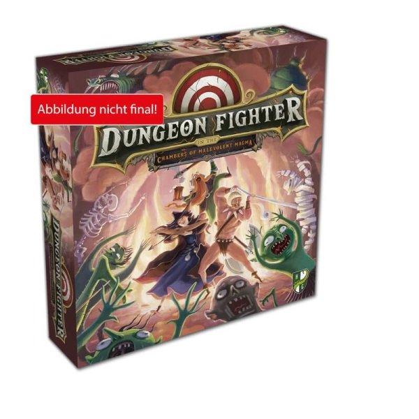 Dungeon Fighter: Vulkan der vielfältigen Verbrennungen - Eigenständige Erweiterung (DE)