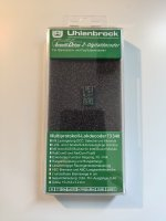 Uhlenbrock 73340 Mini Decoder MOT DCC PluX12 + kleine...