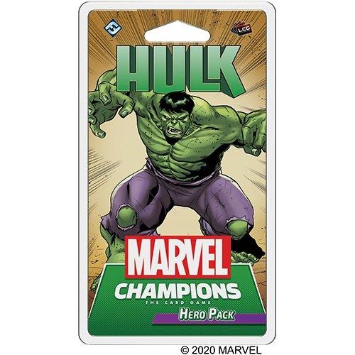 Marvel Champions LCG: Das Kartenspiel - Hulk Erweiterung (DE)