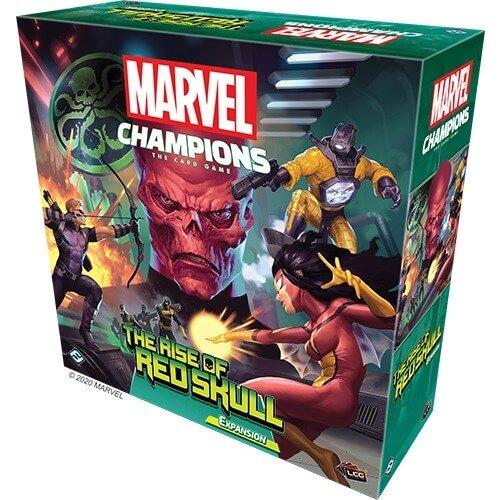 Marvel Champions LCG: Das Kartenspiel - The Rise of Red Skull, Erweiterung (DE)