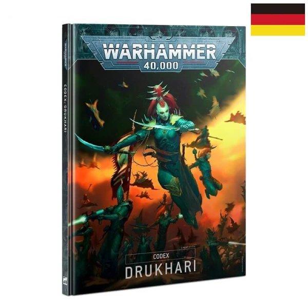 Codex: Drukhari 2021 (DE)