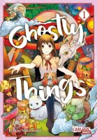 Ghostly Things Band 01 (DE)