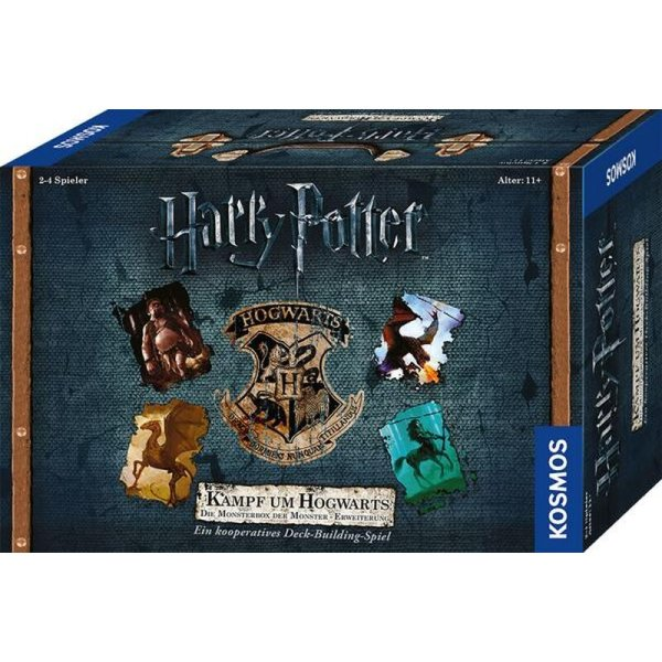 Harry Potter - Kampf um Hogwarts: Die Monsterbox der Monster [Erweiterung] (DE)