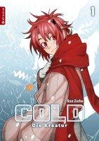 Cold – Die Kreatur, Band 01 (DE)