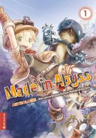 Made in Abyss Anthologie, Band 01 (DE)