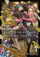 The Dungeon of Black Company, Band 01 (DE)