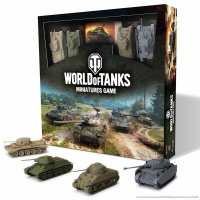 World of Tanks The Miniatures Game: Starter Set (DE)