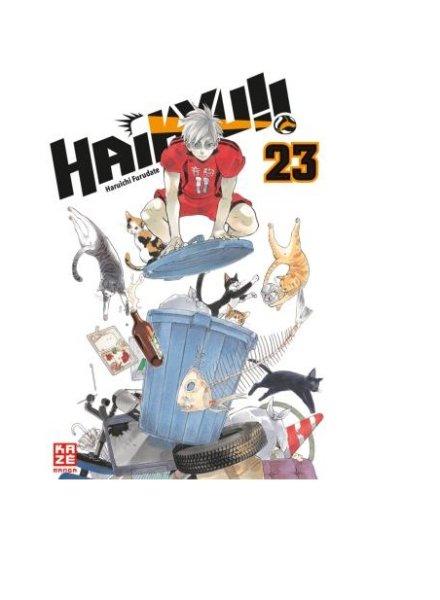 Haikyu!! Band 23 (DE)