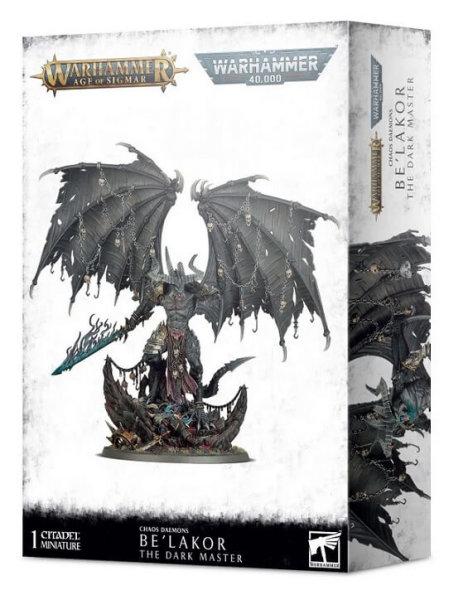 Chaos Daemons: Belakor, the Dark Master