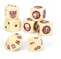 Blood-Bowl-Würfelset Dice Set: Imperial-Nobility-Team