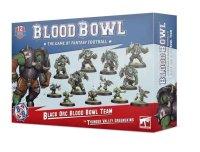 Black-Orc-Team für Blood Bowl: Die Thunder Valley...