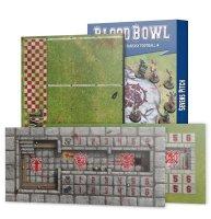 Sevens-Spielfeld: Beidseitig bedrucktes Spielfeld und...